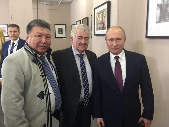 Калмыцкий режиссер – участник встречи с президентом России