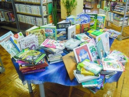 Библиотека Удмуртии получила 105 книг от российской ассоциации читателей