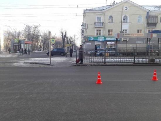 В Екатеринбурге Газель сбила 10-летнюю девочку