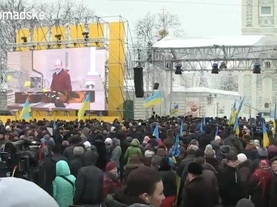 Противоречивые сведения приходят об Объединительном соборе в Киеве