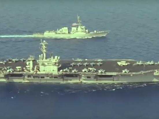 NI: американскому флоту угрожает  поражение от русского  либо  китайского