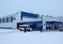 В алтайском селе Кытманово открыли новый спорткомплекс