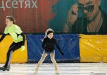Юные фигуристы Кузбасса получили награды областного первенства