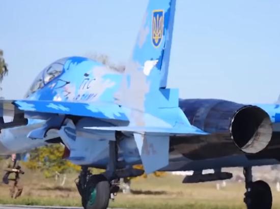 Пользователи Сети связали житомирскую катастрофу Су-27 с плохим состоянием техники