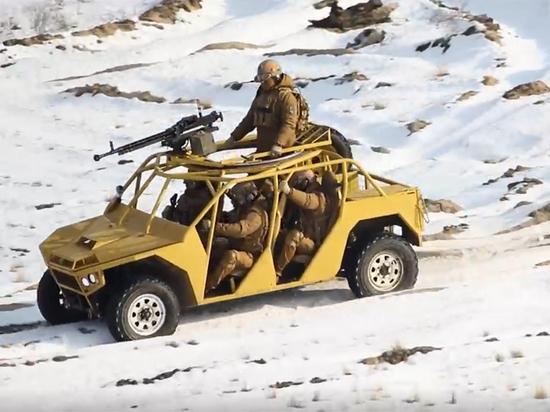 Эксперты оценили новинку украинского военпрома: от ракет к «багги»