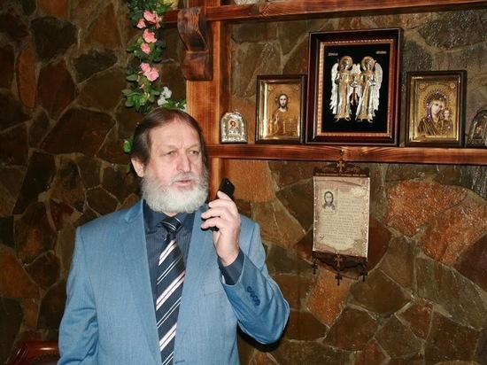 Бронников Вячеслав Михайлович