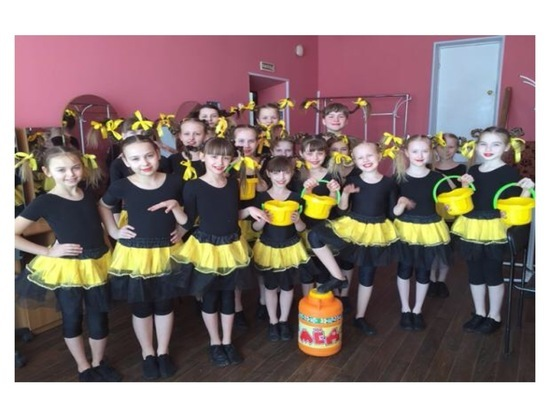 Танцоры из Серпухова привезли награды с фестиваля хореографического искусства