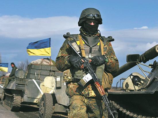 Ополченцы ДНР вступили в бой с украинскими разведчиками