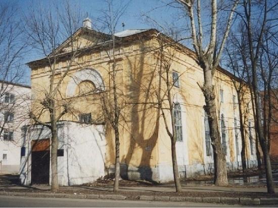 Здание лютеранской кирхи Петра и Павла в Ярославле отдадут немцам