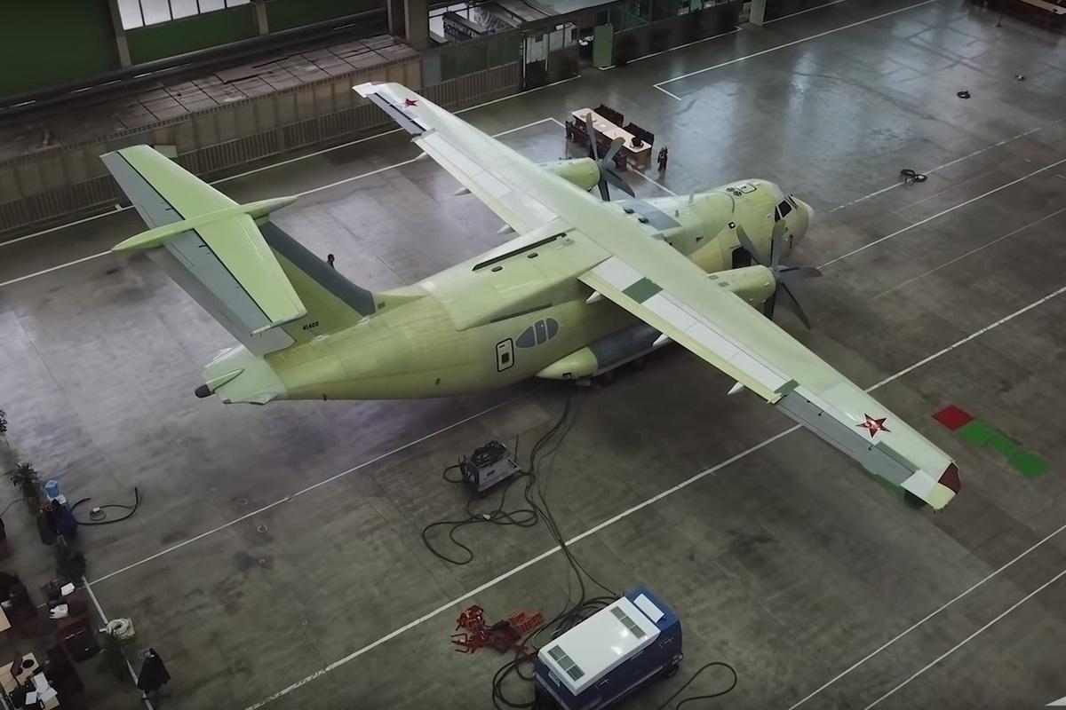 National Interest сравнил военные транспортные самолеты России и Украины