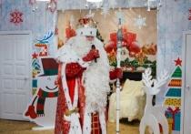 Более 5000 чебоксарцев пришли на встречу с Дедом Морозом