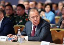 Лавров пригрозил Порошенко жестким ответом в случае новой провокации