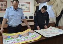 Молодежь Рузаевки нарисовала борьбу с коррупцией
