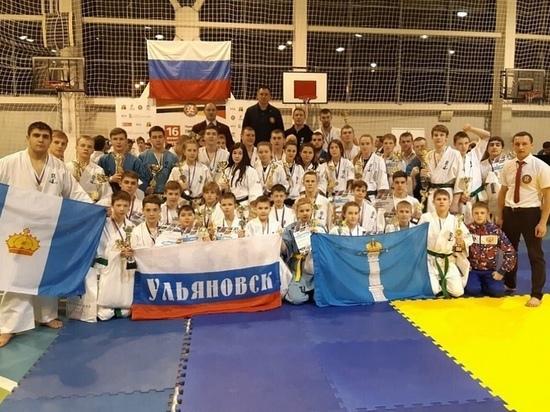С Чемпионата и Первенства ПФО ульяновские кудоисты привезли 45 медалей