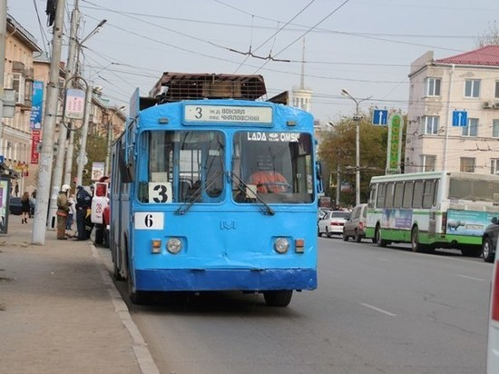 В Омске появится «поющий троллейбус»