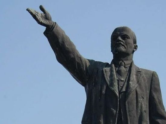 В Твери решили продать памятник Ленину
