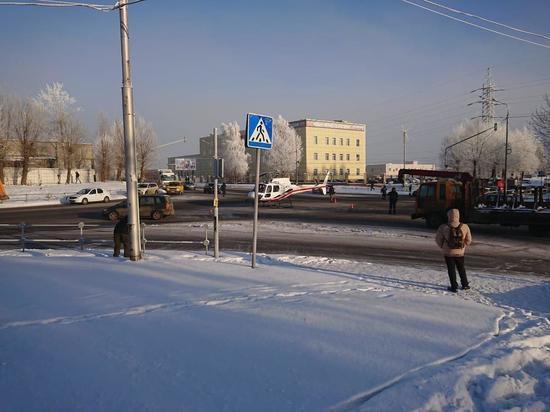 Выяснилась предполагаемая причина обрушения крыши в Дзержинском: взрыв газа
