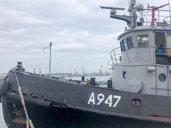СБУ объяснила, что ее сотрудники делали на кораблях в Керченском проливе