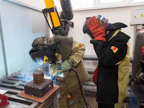В Чебоксарах тракторостроители стали организаторами конкурса профмастерства