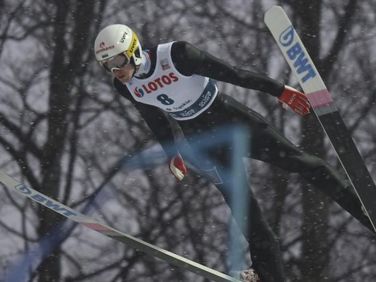 Российские прыгуны с трамплина оказались в шаге от медалей