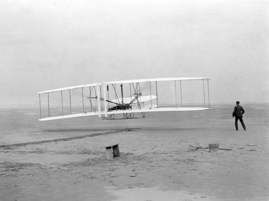 Первый полёт братьев Райт: необычная судьба знаменитого самолёта