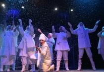В Вышневолоцком областном драмтеатре показали «Снежную королеву»
