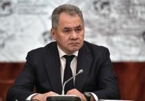 Шойгу рассказал, как НАТО подбирается к границам России