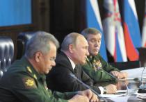 Посещение военного ведомства— традиционный пункт в предпраздничном графике главы государства