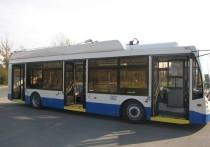Проезд в городских троллейбусах Крыма подорожает