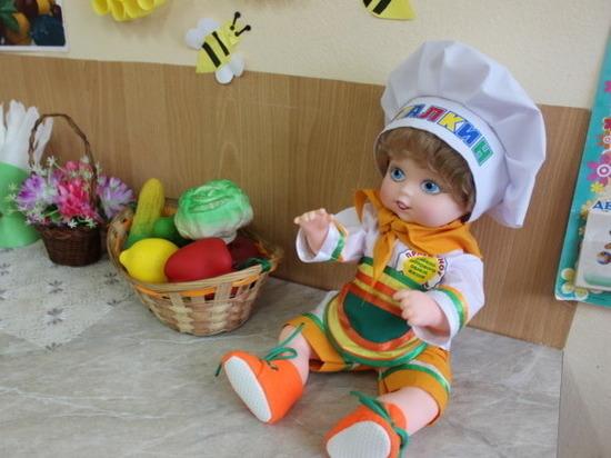 Развивающие куклы от «Ивановской фабрики игрушек» начали поступать в детские сады