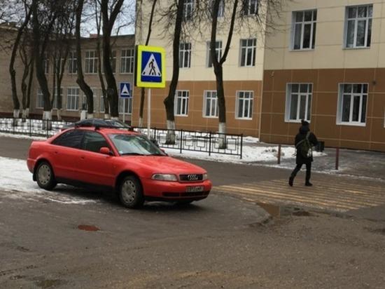 Смолянин будет наказан за неправильную парковку по жалобе очевидца