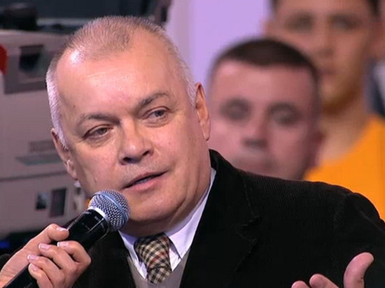 Киселев ответил на оскорбление Венедиктова