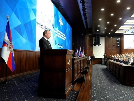 Путин уточнил, что ждет США после выхода из ДРСМД
