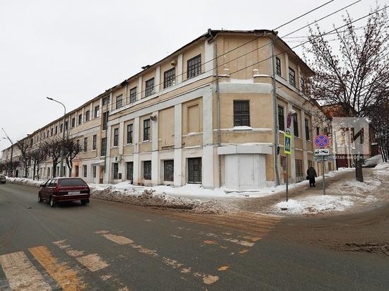 Дом Михляева в Казани восстановят к 2021 году