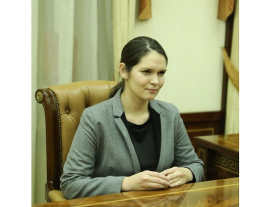 Глава Чувашии назначил Надежду Белову своим новым помощником