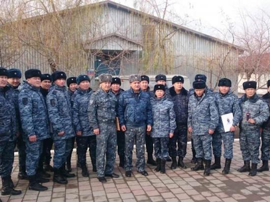 Министр внутренних дел Тувы доволен качеством службы своих сотрудников на Северном Кавказе