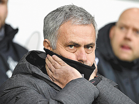 "Почему ""Манчестер Юнайтед"" уволил Моуринью"