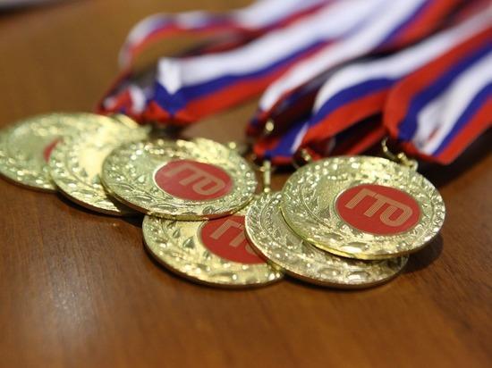 Победителей комплекса ГТО среди госслужащих наградили в Вологде