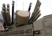 «Панцирь» в Крыму прикрыл С-400