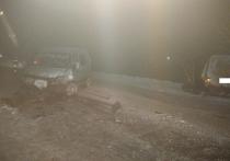 Два микроавтобуса столкнулись под Калугой