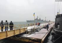 Судно несколько дней пробудет в Одессе