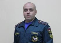 Белгородец спас мужчину за минуту до взрыва газового баллона
