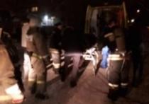 Пожарные спасли хозяина горящей квартиры в Тверской области