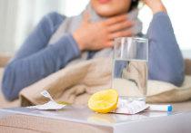 В Тамбовской области число заболевших ОРВИ снизилось на 3, 5 %