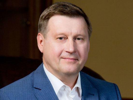Мэр Новосибирска Анатолий Локоть поздравляет горожан с Новым годом
