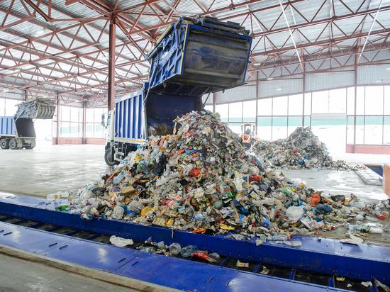 Под Воронежем открылся крупный мусоросортировочный комплекс