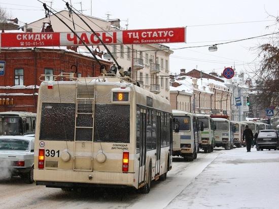 В Томске решили отказаться от троллейбусов