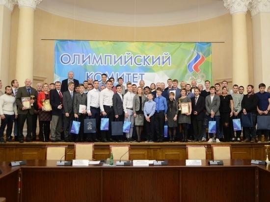 В Смоленске чествовали лучших спортсменов