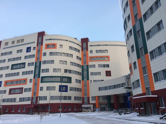 В строящемся Центре материнства и детства Сургута прошла очередная инспекция