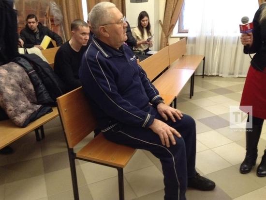 В Казани начался суд над сбившим мать и дочь пенсионером